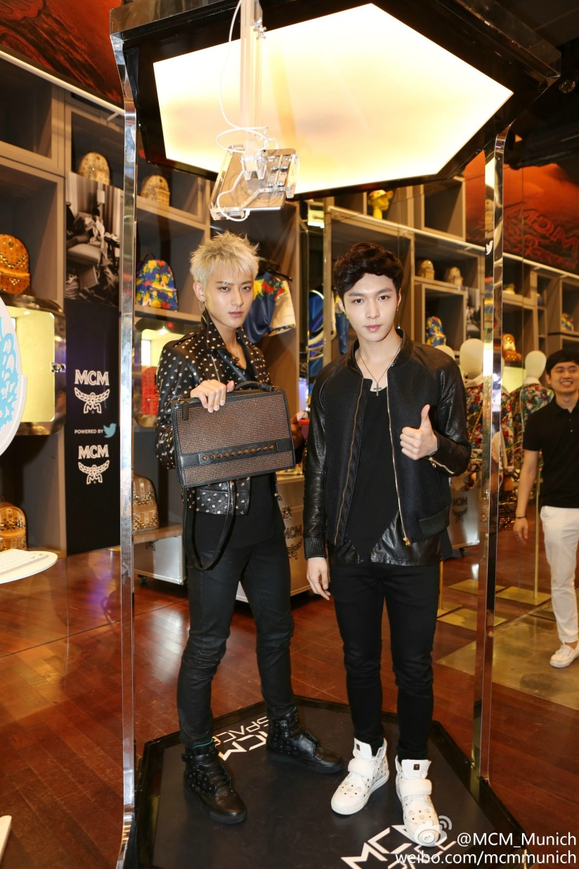 [140626] EXO @ MCM Flagship Store Open Event [4]