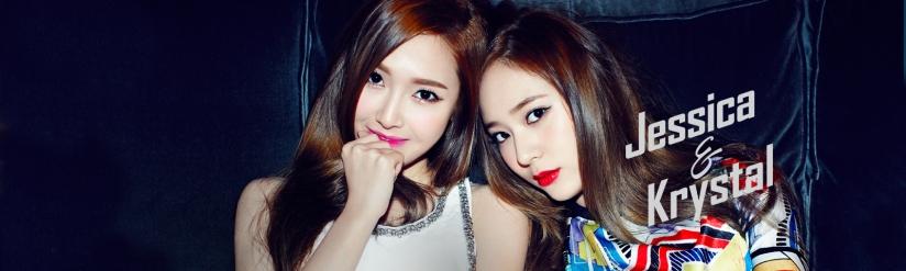 [140626] Jessica (SNSD) & Krystal (F(x)) New Picture for Jessica&Krystal [1]