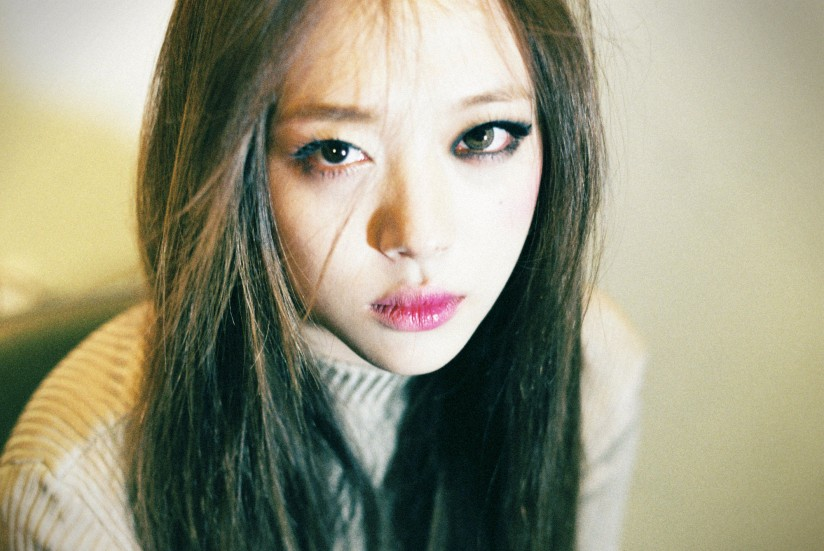 [140628] Sulli (F(x)) New Teaser Picture for Red Light [12]