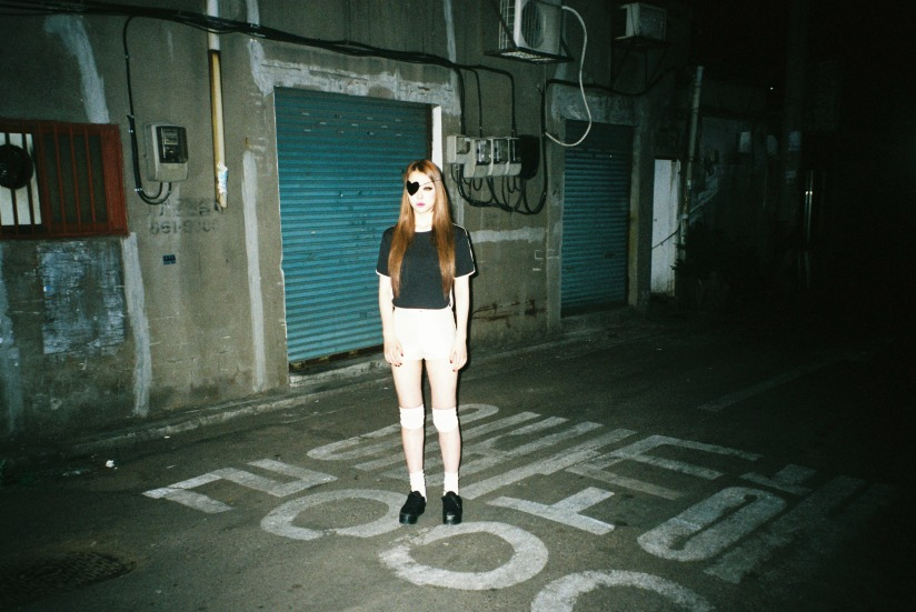[140628] Sulli (F(x)) New Teaser Picture for Red Light [7]