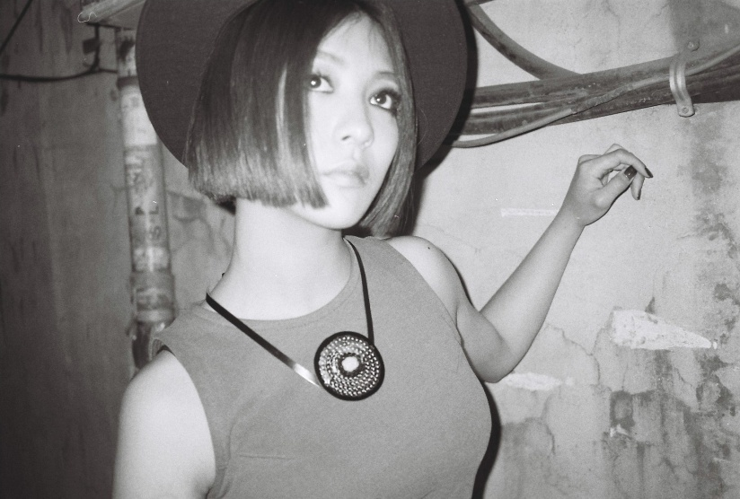 [140630] Luna (F(x)) New Teaser Picture for Red Light [11]