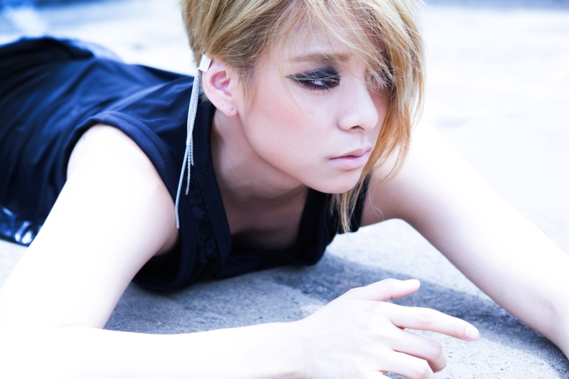 [140701] Amber (F(x)) New Teaser Picture for Red Light [3]