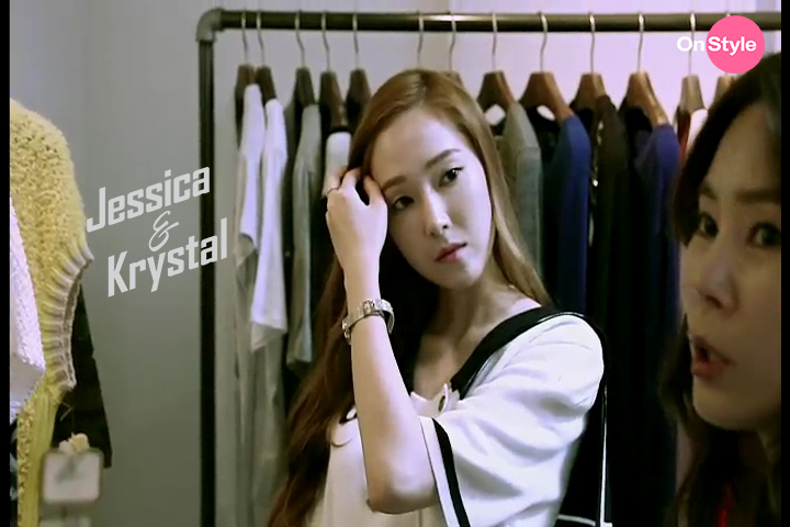 [140701] Jessica (SNSD) & Krystal (F(x)) New Capture Picture from Jessica&Krystal Show EP05 [10]
