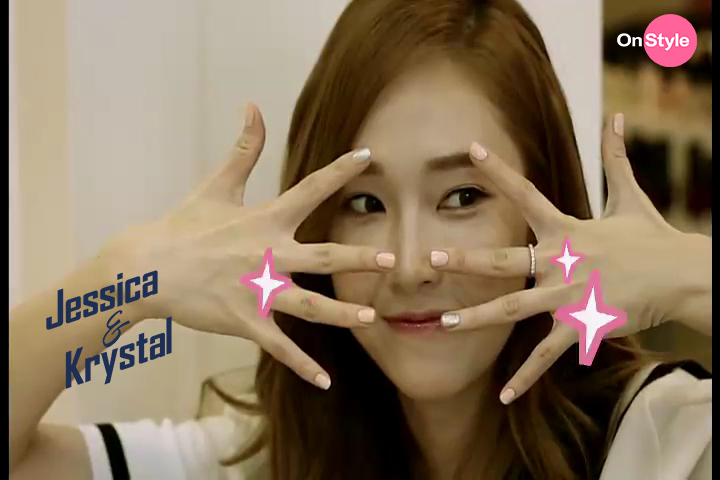 [140701] Jessica (SNSD) & Krystal (F(x)) New Capture Picture from Jessica&Krystal Show EP05 [13]