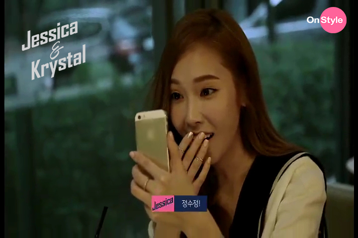 [140701] Jessica (SNSD) & Krystal (F(x)) New Capture Picture from Jessica&Krystal Show EP05 [16]