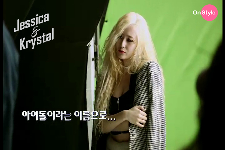 [140701] Jessica (SNSD) & Krystal (F(x)) New Capture Picture from Jessica&Krystal Show EP05 [22]