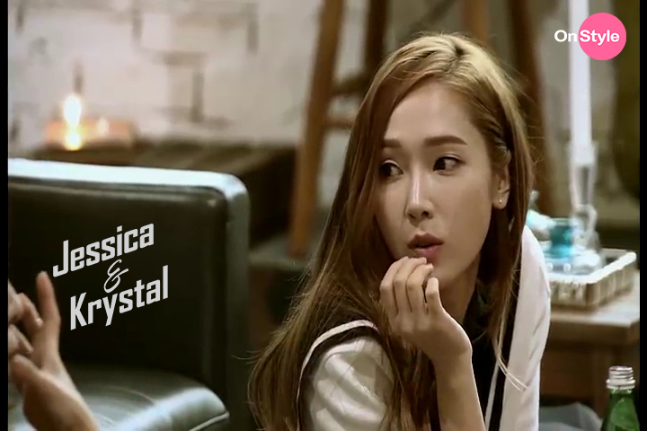 [140701] Jessica (SNSD) & Krystal (F(x)) New Capture Picture from Jessica&Krystal Show EP05 [3]