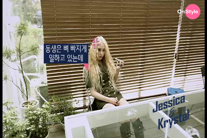 [140701] Jessica (SNSD) & Krystal (F(x)) New Capture Picture from Jessica&Krystal Show EP05 [5]