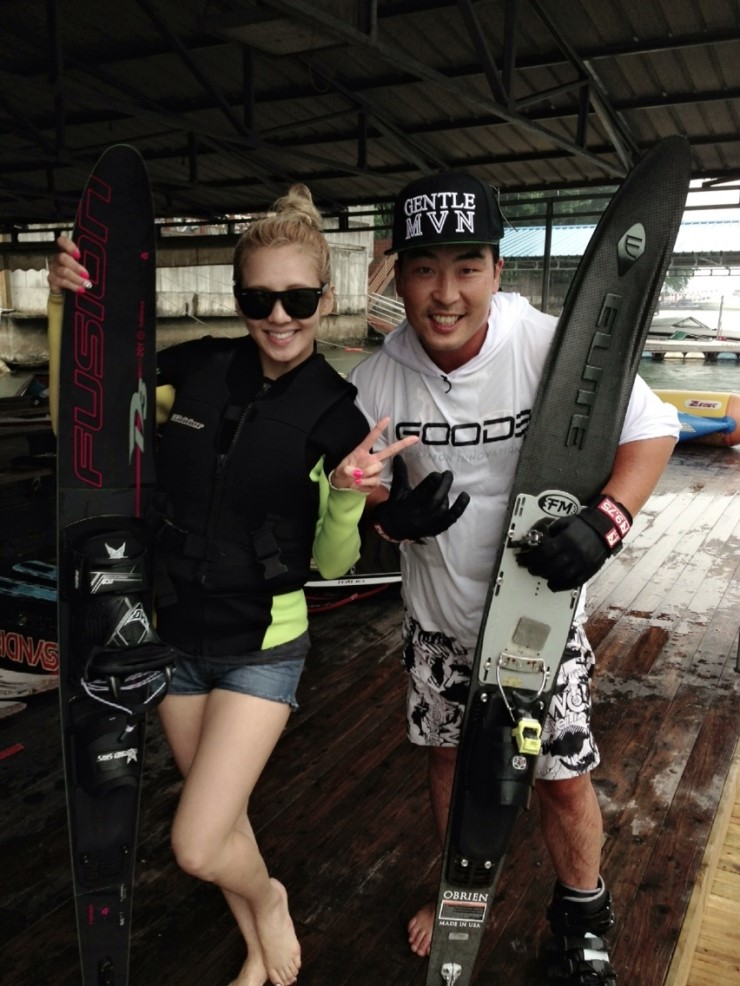 [140702] Hyoyeon (SNSD) New Selca via veltiston's Blog [1]
