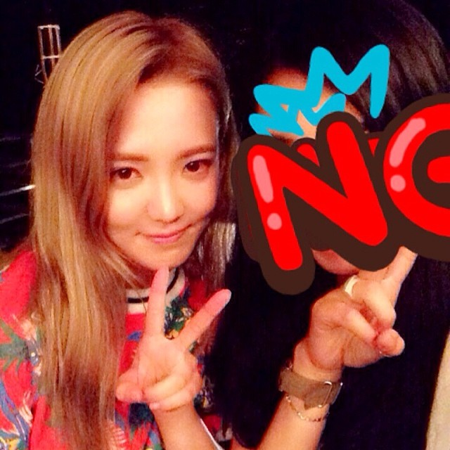 [140702] Hyoyeon (SNSD) New Selca via w.dressroom's Instagram