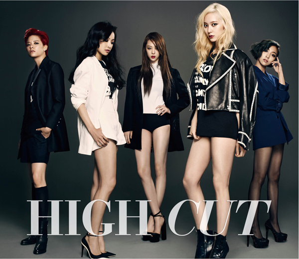 [140703] F(x) @ High Cut Vol.129 Issue July 2014 (EBook Ver) [2]