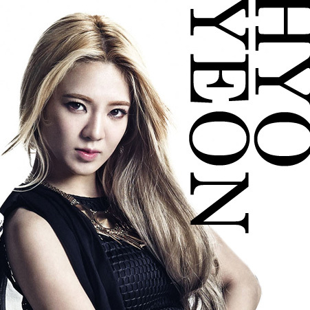 [140703] Hyoyeon (SNSD) New Picture for 'THE BEST' (The Best Japanese Album)
