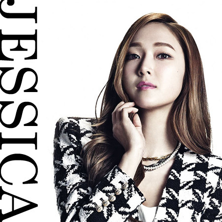 [140703] Jessica (SNSD) New Picture for 'THE BEST' (The Best Japanese Album)