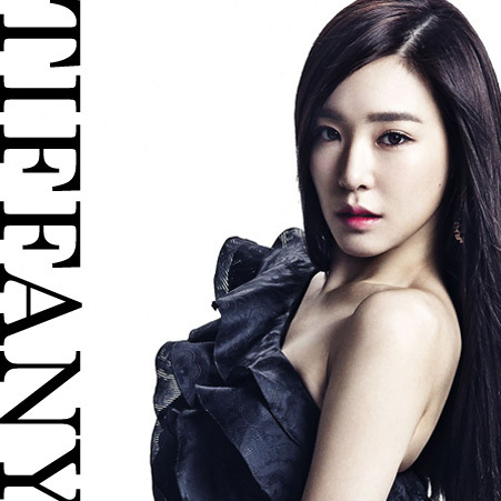 [140703] Tiffany (SNSD) New Picture for 'THE BEST' (The Best Japanese Album)