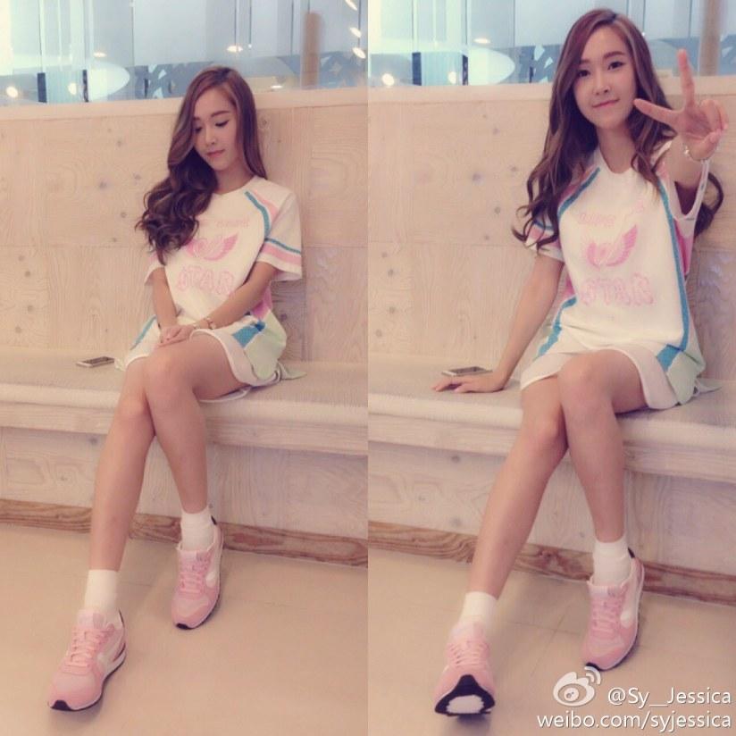 [140704] Jessica (SNSD) New Selca [2]