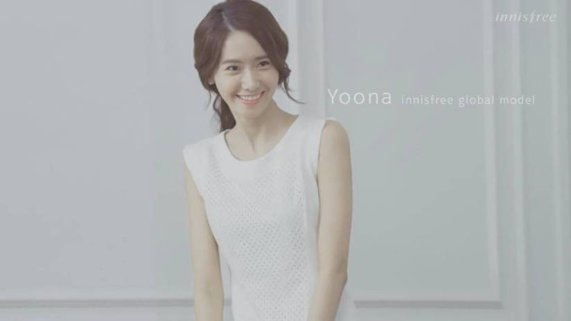 [140704] Yoona (SNSD) New Capture Video from Innisfree CF [1]