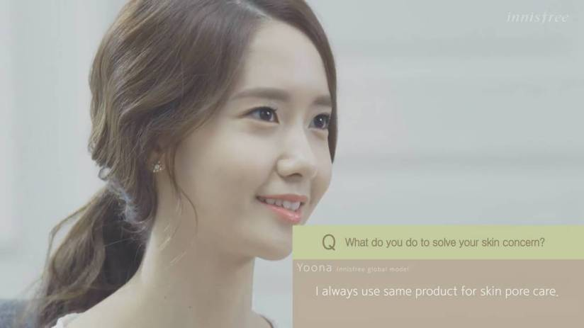 [140704] Yoona (SNSD) New Capture Video from Innisfree CF [13]
