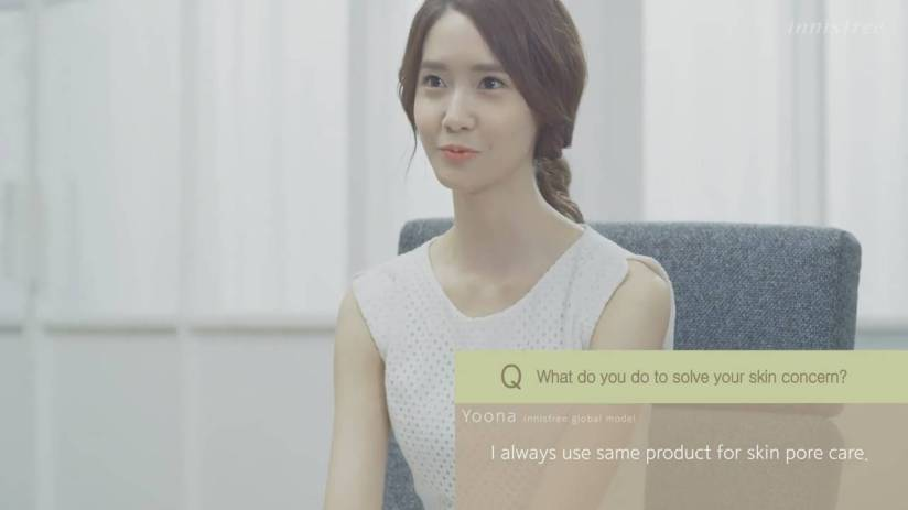 [140704] Yoona (SNSD) New Capture Video from Innisfree CF [14]