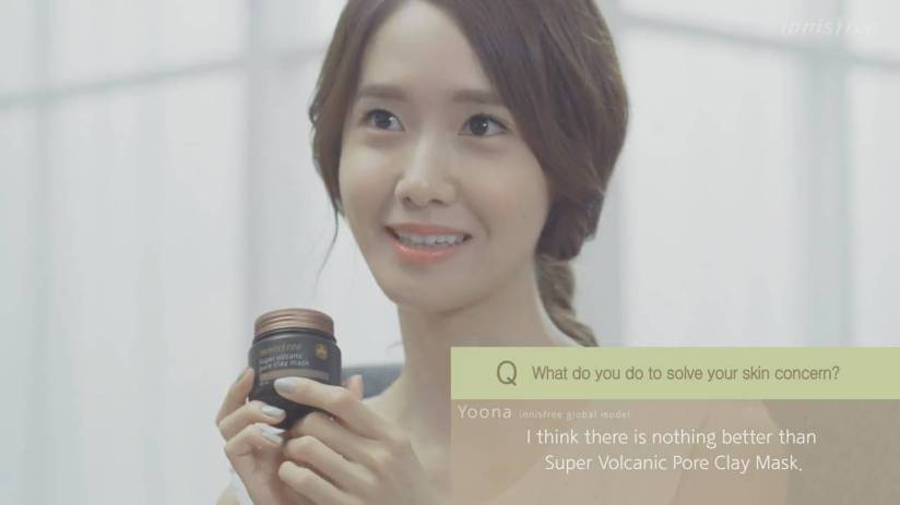 [140704] Yoona (SNSD) New Capture Video from Innisfree CF [15]