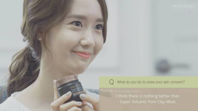 [140704] Yoona (SNSD) New Capture Video from Innisfree CF [16]