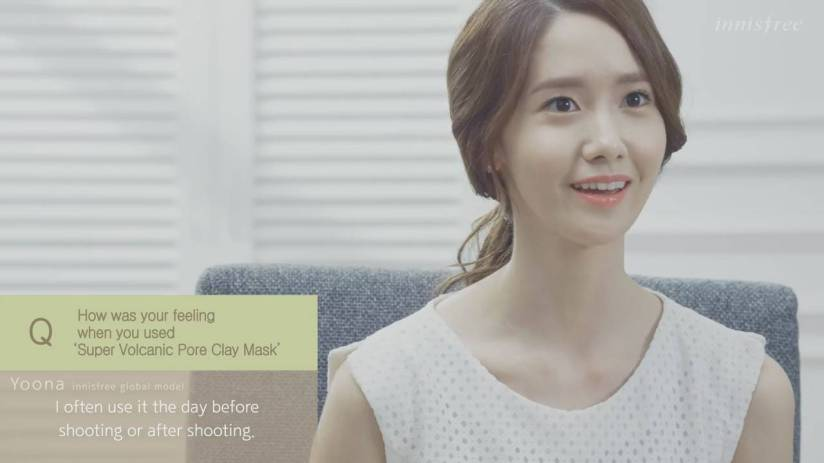 [140704] Yoona (SNSD) New Capture Video from Innisfree CF [17]