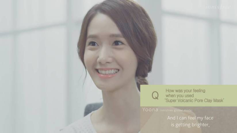 [140704] Yoona (SNSD) New Capture Video from Innisfree CF [18]