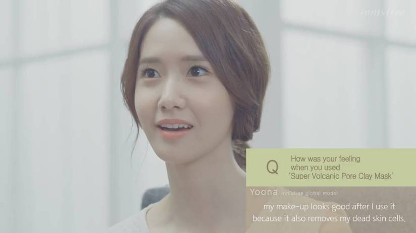 [140704] Yoona (SNSD) New Capture Video from Innisfree CF [19]