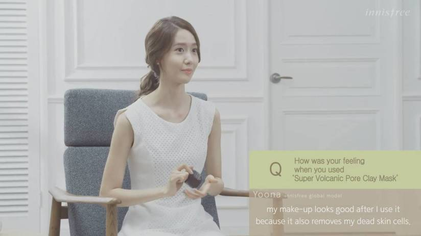 [140704] Yoona (SNSD) New Capture Video from Innisfree CF [20]