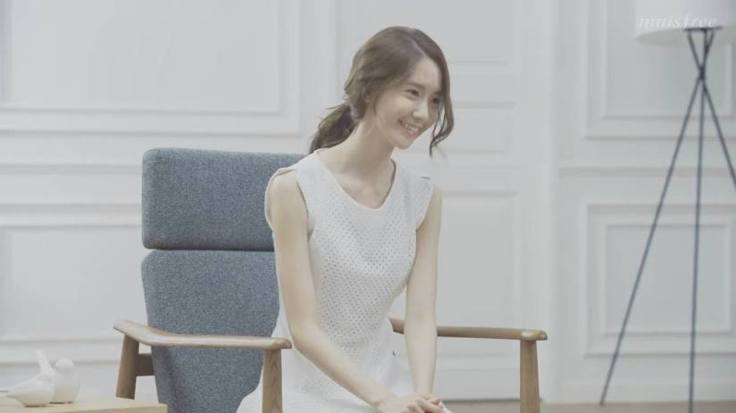 [140704] Yoona (SNSD) New Capture Video from Innisfree CF [3]