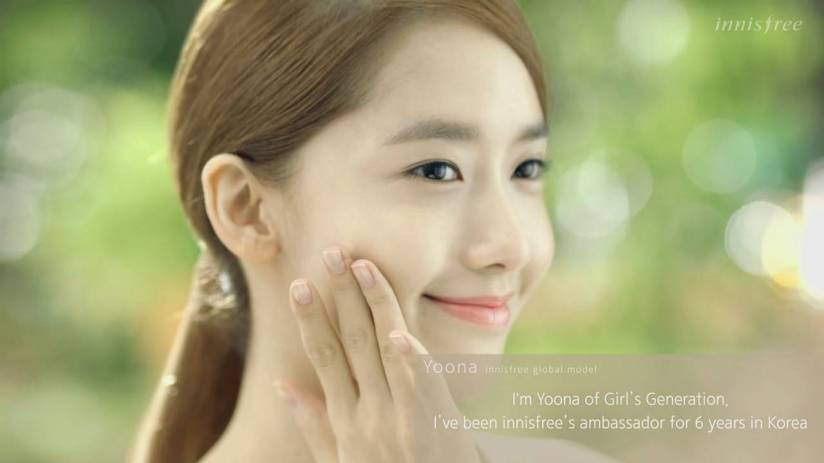 [140704] Yoona (SNSD) New Capture Video from Innisfree CF [4]