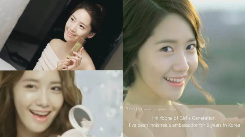 [140704] Yoona (SNSD) New Capture Video from Innisfree CF [6]
