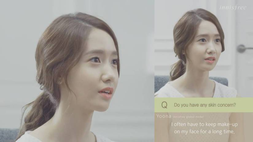 [140704] Yoona (SNSD) New Capture Video from Innisfree CF [8]