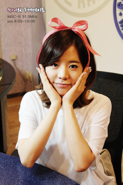 [140706] Sunny (SNSD) New Picture for FM Date [1]