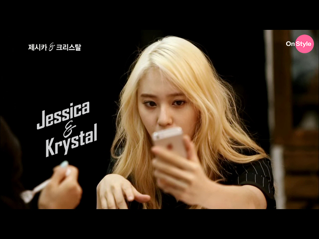 [140708] Jessica (SNSD) & Krystal (F(x)) New Capture Picture from Jessica&Krystal Show EP06 [14]