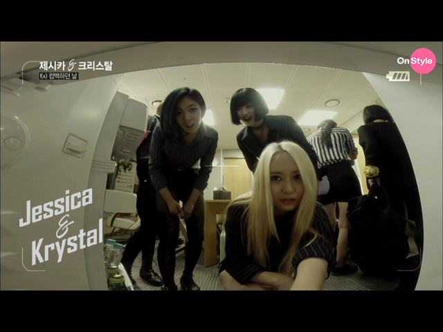 [140708] Jessica (SNSD) & Krystal (F(x)) New Capture Picture from Jessica&Krystal Show EP06 [18]