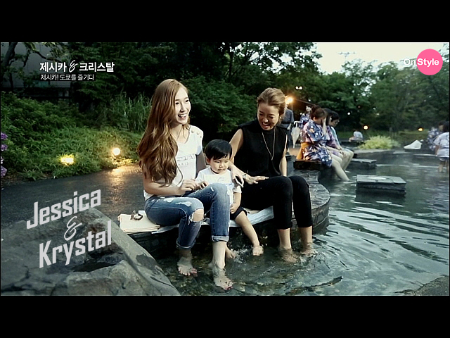[140708] Jessica (SNSD) & Krystal (F(x)) New Capture Picture from Jessica&Krystal Show EP06 [22]
