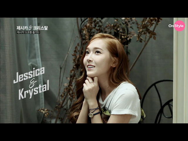 [140708] Jessica (SNSD) & Krystal (F(x)) New Capture Picture from Jessica&Krystal Show EP06 [8]