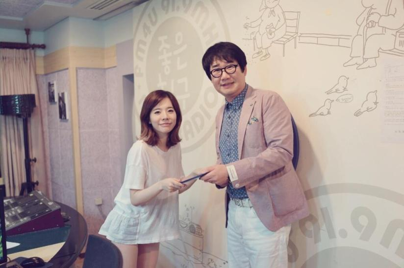 [140708] Sunny (SNSD) New Picture for FM Date via SohnPD's Twitter [1]
