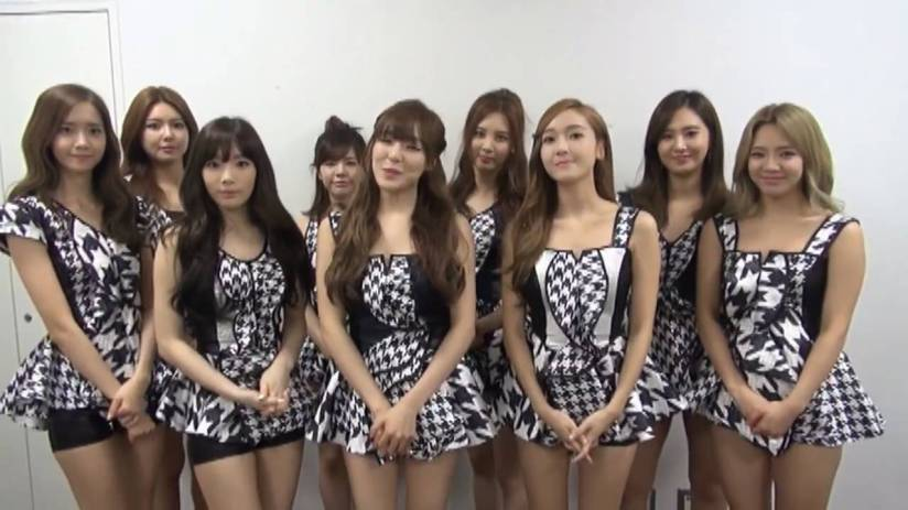 [140709] Girls' Generation (SNSD) Greeting Message for KCON 2014 [2]