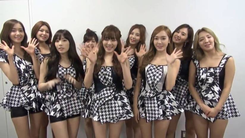 [140709] Girls' Generation (SNSD) Greeting Message for KCON 2014 [3]