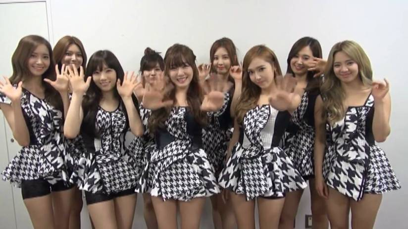 [140709] Girls' Generation (SNSD) Greeting Message for KCON 2014 [4]