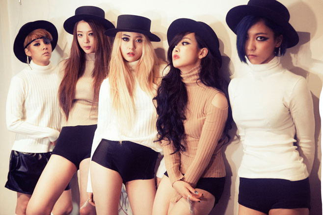 [140710] F(x) New Picture for Red Light