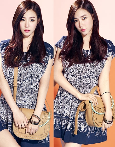 [140710] Tiffany (SNSD) New Picture for Mixxo CF [8]