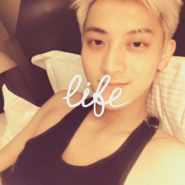 [140711] Tao (EXO) New Capture Picture from Meipai Video