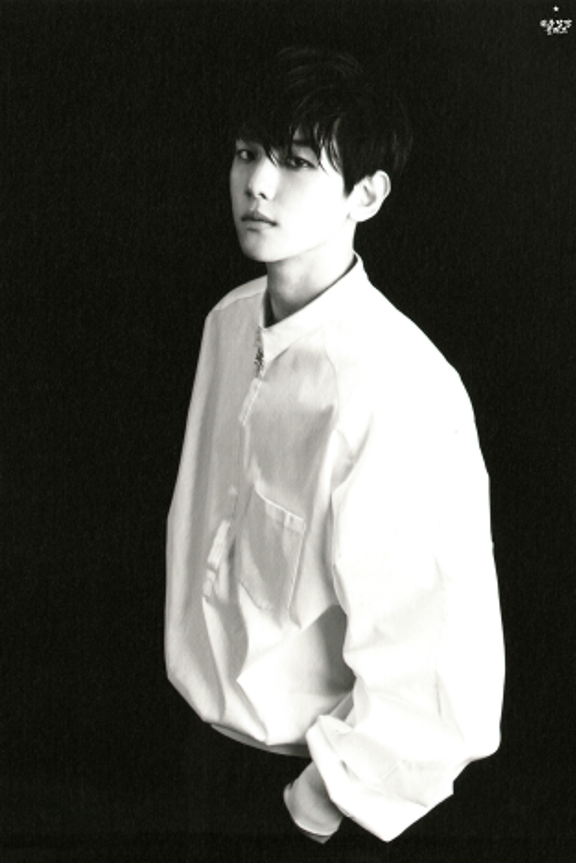 [140712] Baekhyun (EXO) New Overdose Postcard (Scan) by OliV_xoxo [3]