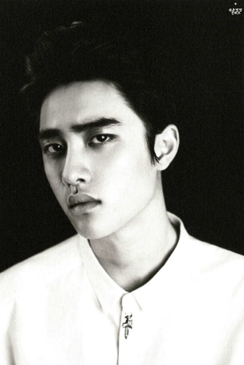 [140712] D.O (EXO) New Overdose Postcard (Scan) by OliV_xoxo [3]