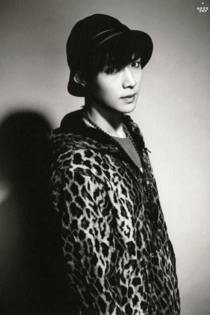 [140712] Lay (EXO) New Overdose Postcard (Scan) by OliV_xoxo [2]