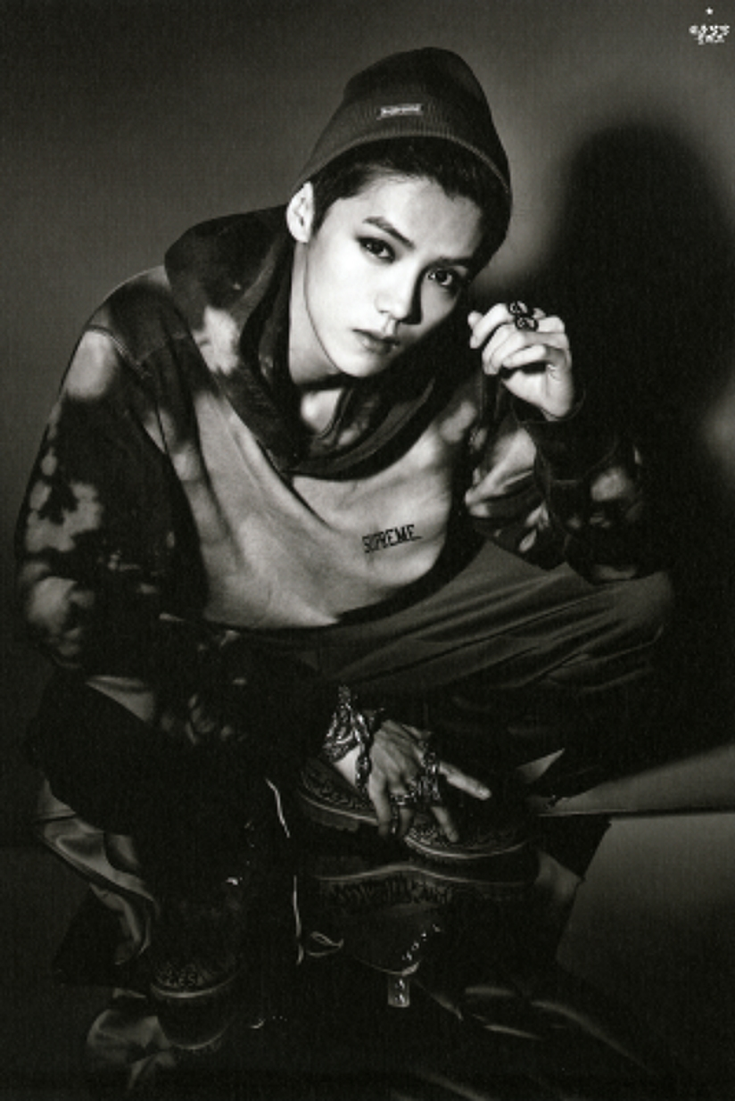 [140712] Luhan (EXO) New Overdose Postcard (Scan) by OliV_xoxo [2]