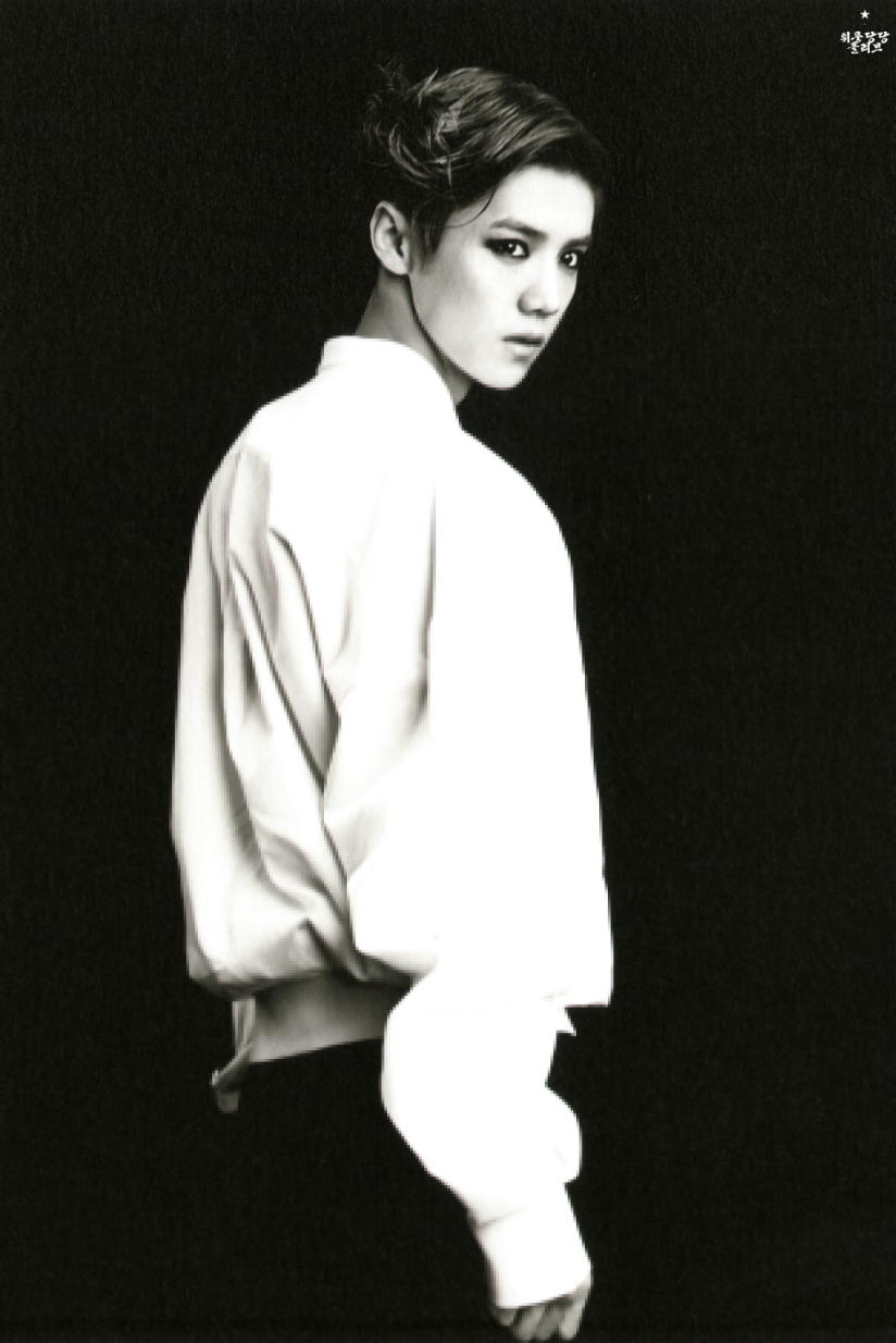 [140712] Luhan (EXO) New Overdose Postcard (Scan) by OliV_xoxo [3]