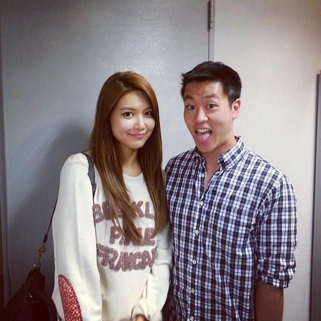 [140712] Sooyoung (SNSD) New Selca via alexanderboh's instagram